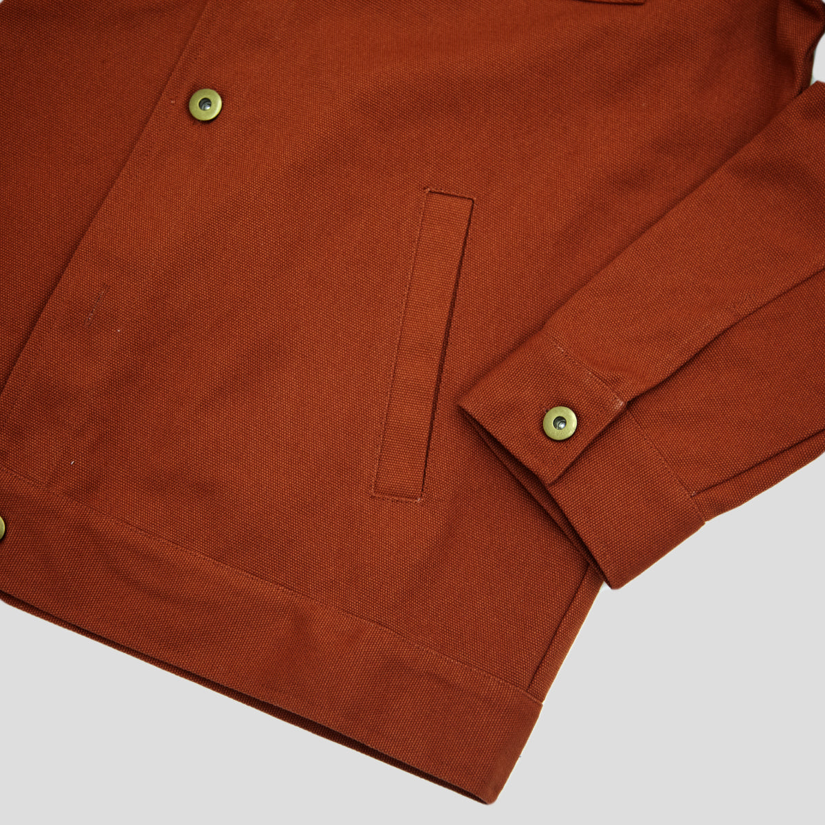 "PASS~PORT ""WORKERS"" LATE JACKET BROWN"
