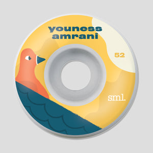 SML. TOONIES SERIES YOUNESS AMRANI WHEEL - 52MM