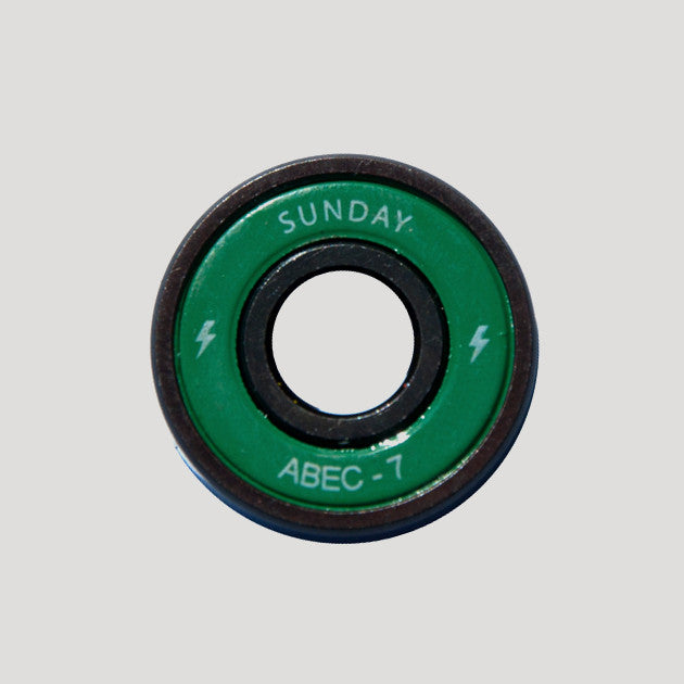 SUNDAY HARDWARE ABEC 7 BEARINGS