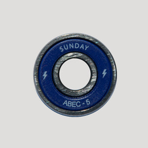 SUNDAY HARDWARE ABEC 5 BEARINGS