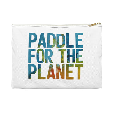 Paddle For The Planet Accessory Pouch