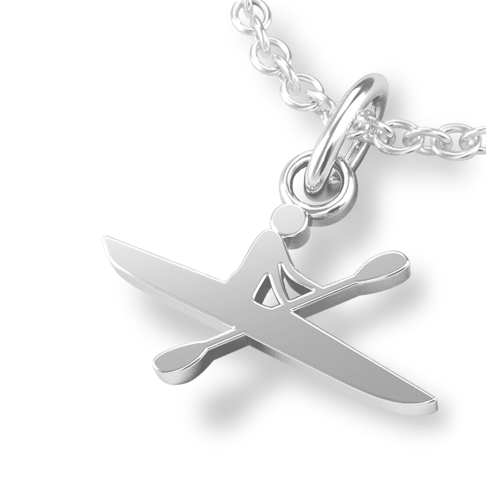 Kayak Athlete Pendant