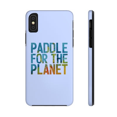 Paddle For The Planet Case Mate Tough Phone Cases