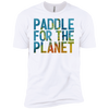 Paddle For The Planet  T-Shirt