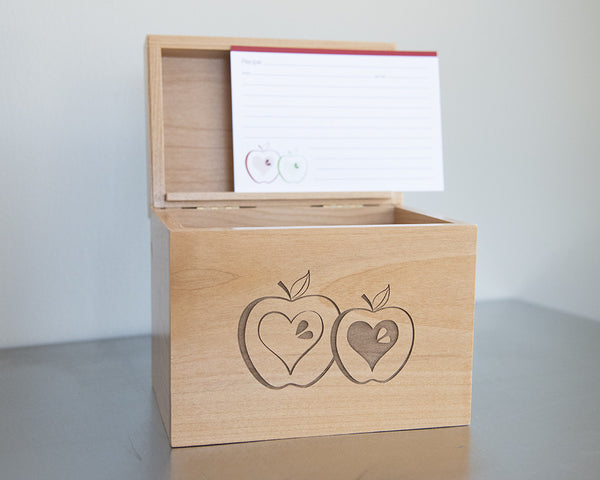 Apples - Recipe Box