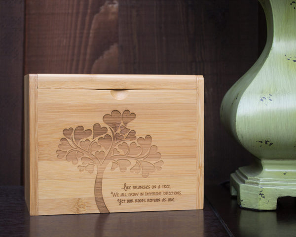 Family Memory Box - Family Tree