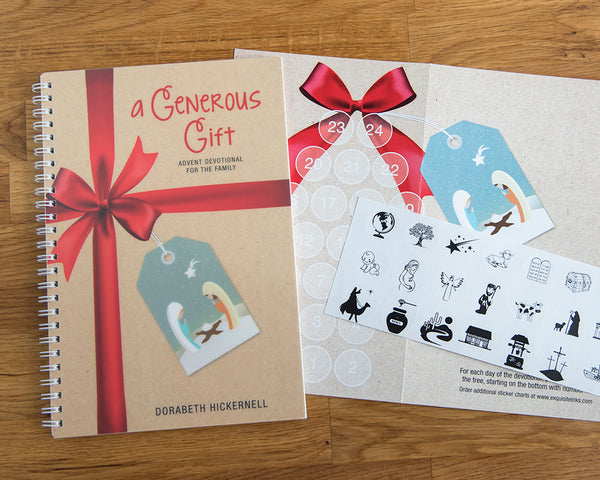 A Generous Gift - Family Advent Devotional