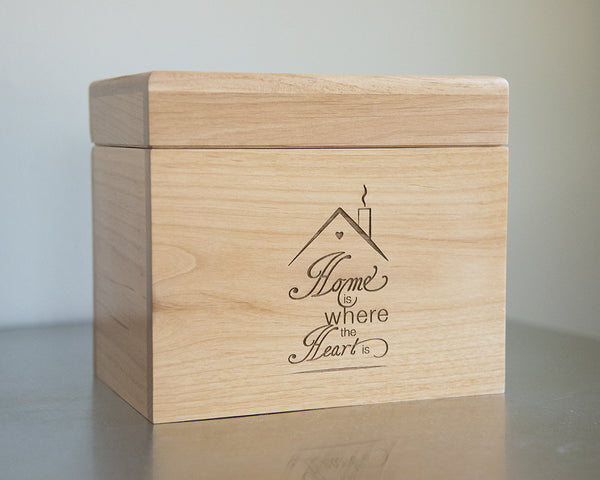 Home - Recipe Box