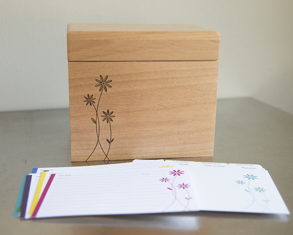 Little Daisy - Recipe Box