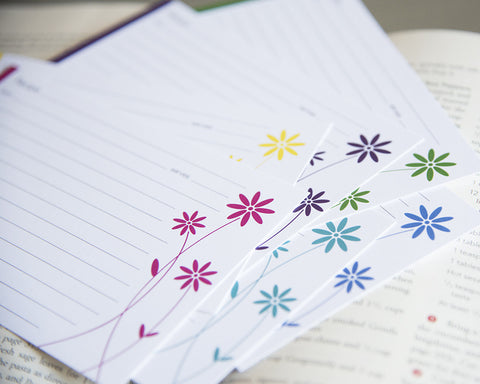Little Daisy - Recipe Cards