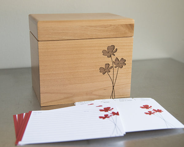 Poppy - Recipe Box