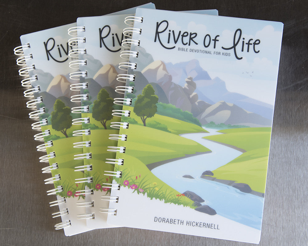 River of Life - Kids Bible Devotional