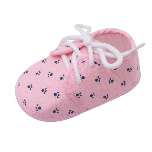 Footprint Crib Shoes