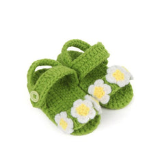 Handmade Knit Shoes