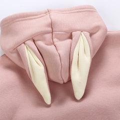 Rabbit Pullover Bodysuit