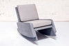 PACIFIC Lounge Rocker - Concrete