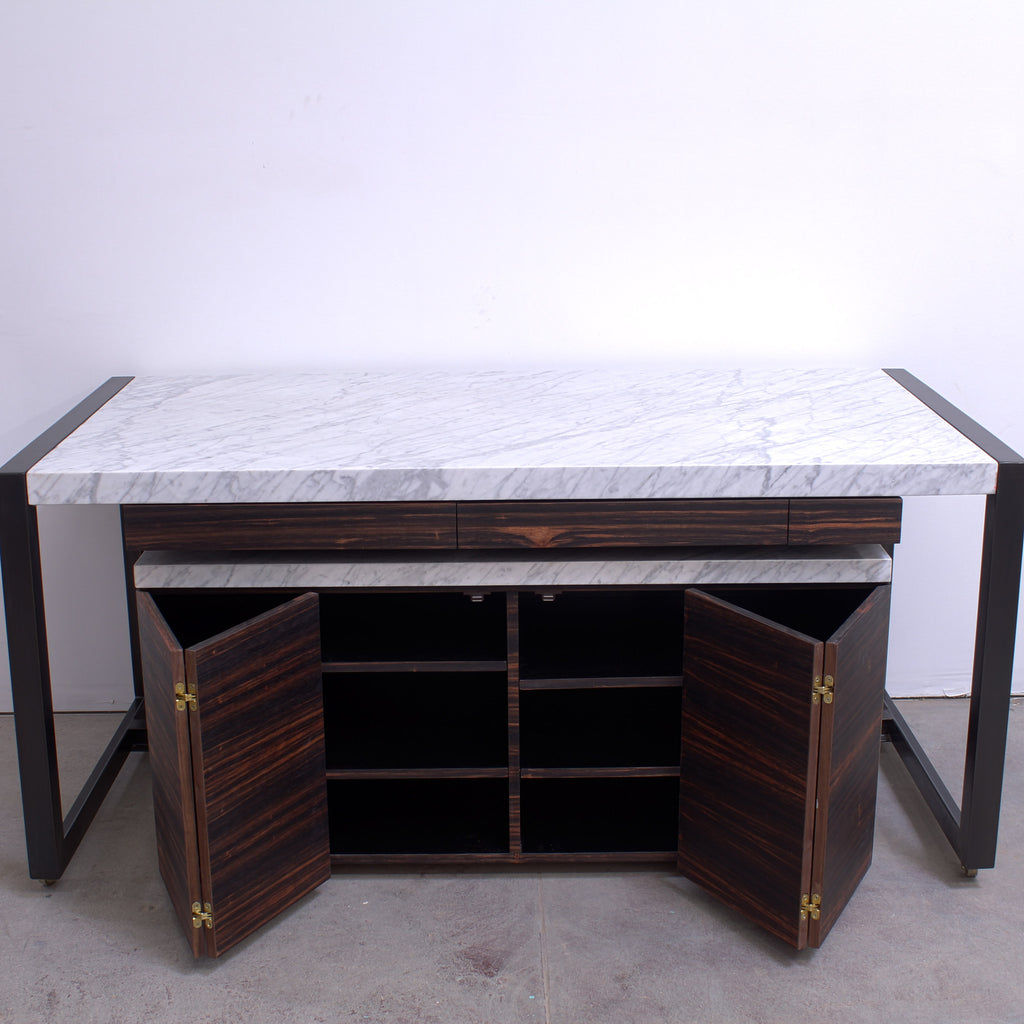 Relatively The 110 Marble Top Desk | seedfurniture.com GT37