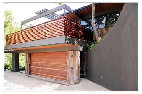 Laurel Canyon Home Exterior