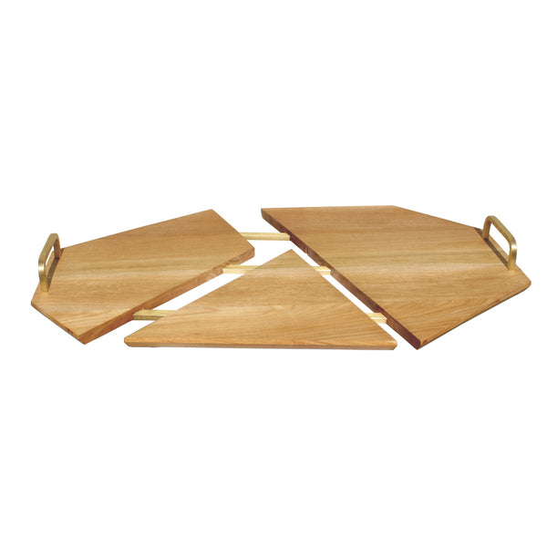 Claremont Expandable Serving Tray
