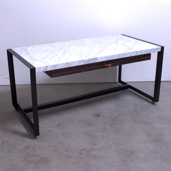 The 110 Marble Top Desk