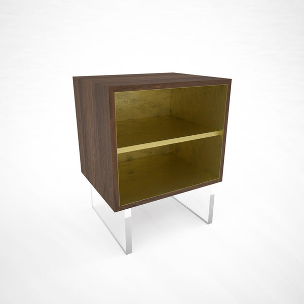 Single Shelf Bedside