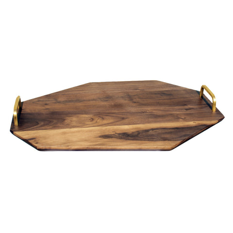 Claremont Serving Tray - Walnut or Oak