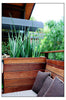 Laurel Canyon wooden deck