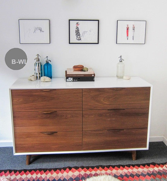 The Downtown Loft Dresser
