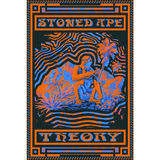 STONED APE THEORY Poster(tangerine)