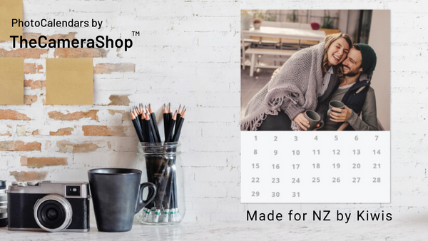 Photo Calendars by TheCameraShop crew
