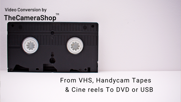 Video tapes to USB