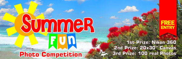 Summer Fun Photo Competition
