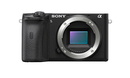 Sony Alpha A6600 24.2MP APS-C M/less Camera E Mount Body Only