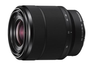 Sony Alpha SEL2870 FE 28-70mm F3.5-5.6 OSS E Mount Lens