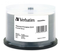 Verbatim CD-R 700MB White Thermal 52x 50Pk Spindle