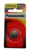 Panasonic Lithium 3V Coin Cell Battery CR1632 1 Pack