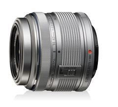 Olympus 14-42mm f3.5-5.6 II R MSC Micro Four Thirds Lens Silver