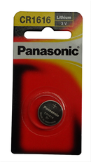 Panasonic Lithium 3V Coin Cell Battery CR1616 1 Pack