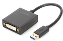 Digitus USB 3.0 (M) to DVI (F) Graphics Adapter Cable