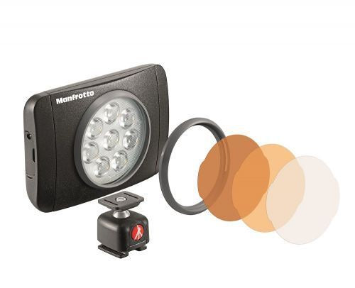 Lumimuse 8 (Muse) Led Light Bk