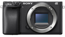 Sony Alpha A6400 24.2MP APS-C M/less Cam E Mount Body Only
