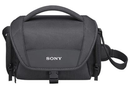 Sony LCSU21 Medium Carry Case Black