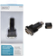 Digitus USB 2.0 Type A (M) to Serial RS232 (M) Mini Adapter