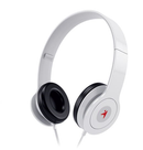 Genius HS-M450 Mobile Headphones with In-Line Microphone White