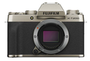 Fujifilm X-T200 24.2MP APS-C X Mount Camera w/ XC 15-45 Champagne Gold