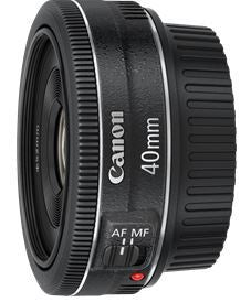 Canon EF 40mm f/2.8 STM Camera Lens