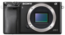 Sony Alpha A6000 24.3MP APS-C M/less Cam E Mount Body Only