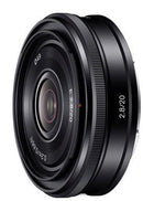 Sony Alpha SEL20F28 E 20mm F2.8 E Mount Lens