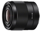 Sony Alpha SEL28F20 FE 28mm F2 E Mount Lens