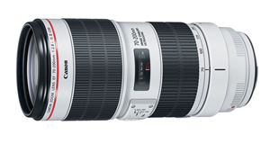Canon EF 70-200mm f/2.8L IS III USM EF Mount Lens